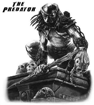 The Predator by RazorRamon