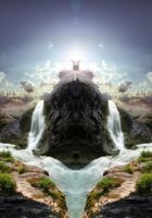 Living Water and the Lamb by Bishop-Of-Balance