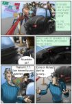 Knight Rider - Supercar - Short comic by maurizio75g