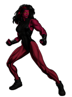 MAA 2 Red She Hulk by KTO Studios by KT4MODDING