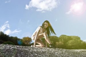 At the edge - my editing by I-Got-Shot