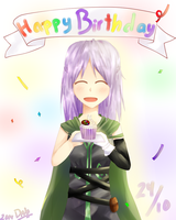 Happy Birthday Snow! by DeanaHere