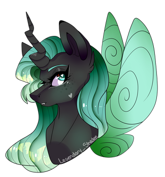 .:Reyna:. {Commission} by Shade4568