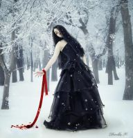 Blood on Snow by VampireDarlla