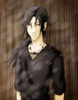 Itachi by LinBer