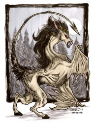 Jersey Devil by Kiriska