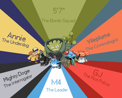 Twitch Plays Pokemon [Emerald]: The Champs by Novaphyer