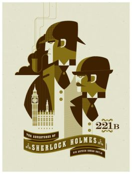 adventures of sherlock holmes by strongstuff