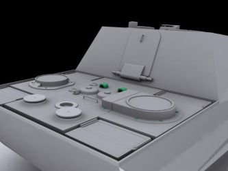 tank wip3 by project9