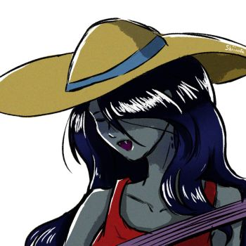 Quick draw: Marceline by CupcakeAmande