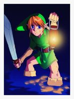 Don't Worry Zelda, On My WAY by Robaato