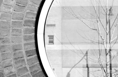 Oncenter 13 black and white by JJPoatree