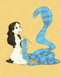 Year of the snake by kosal