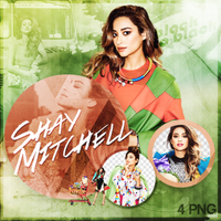 PNG PACK (127) Shay Mitchell by DenizBas