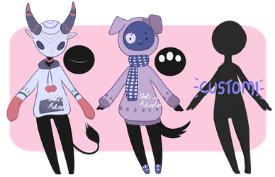 Mocchin Adopts [ CLOSED ] by OstrichAdopts