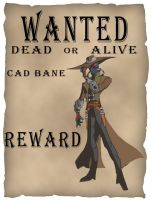 Wanted by alorix