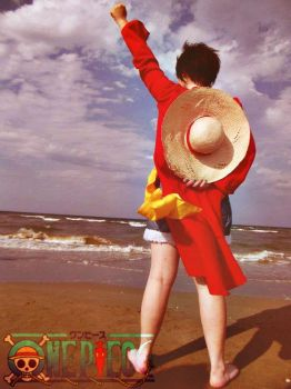 Monkey D. Luffy - Two Years Later by Hinata87