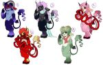 Faun Adoptables! [OPEN] by MidnightZone
