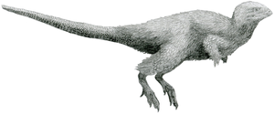 Kulindadromeus sketch by Tomozaurus