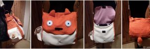 Fox bag by Luna2330