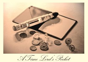 A Time Lord's Pocket by Police-Box-Traveler