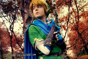 Link - Hyrule Warriors Cosplay #2 by Laovaan