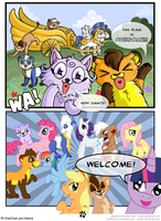 Equestria World - Page 9 by Chibi91