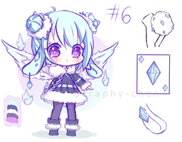 Yanny Adoptable #6 [AUCTION] CLOSED by Seraphy-chan