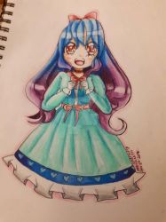 Anime drawing  by XxEricaxX777