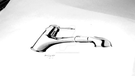 Chrome sink rendering by Randazzle100