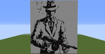 Mafia Member (Build Time: 4 hours and 35 minutes) by TheNamesAJJ