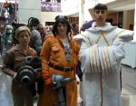 Original Ghostbuster CrossOvers: Visit from Vulcan by LeelaComstock