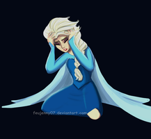 No escape from the storm inside her by FEuJenny07