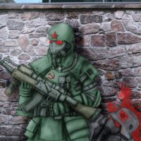 Soviet Shock Trooper by Taurus-ChaosLord