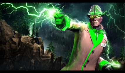{SFM} The Storm Guardian by GreenStorm64