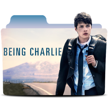 Being Charlie Folder Icon by bedobaho