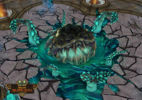 Yogg-saron by hipnosworld
