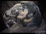 You will not rise above-ISIS by Grypwolf