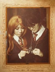 James and Lily: Deerly Beloved by behindinfinity