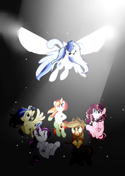 Mlp Next gen I'll protect you by 6FingersLoverYT
