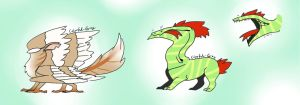 _Small Point Adoptables: CLOSED! by Colorful-Gray