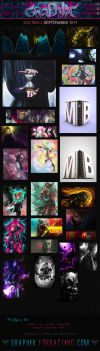 Graphix Tag Wall Septiembre 2015 by Graphix-Team