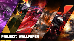Project: Wallpaper by Xael-Design