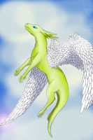 Trade: Among The Clouds by TerrorDragon