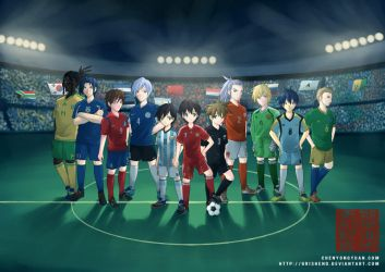 Starting Eleven by Grishend