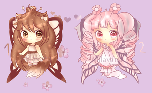 Set Price Adoptables |1/2 OPEN by Milavana