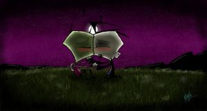 You're Beautiful-For ZPD by Invader--ZIM
