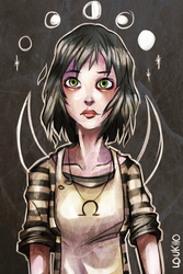 Alice Madness Returns by Loukho