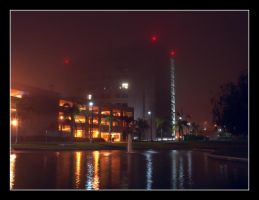 Foggy reflections of Justice by plenTpak