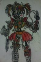 Scrap Baby v2 by FreddleFrooby